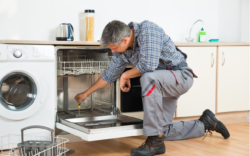 Servizio sostituzione elettrodomestici