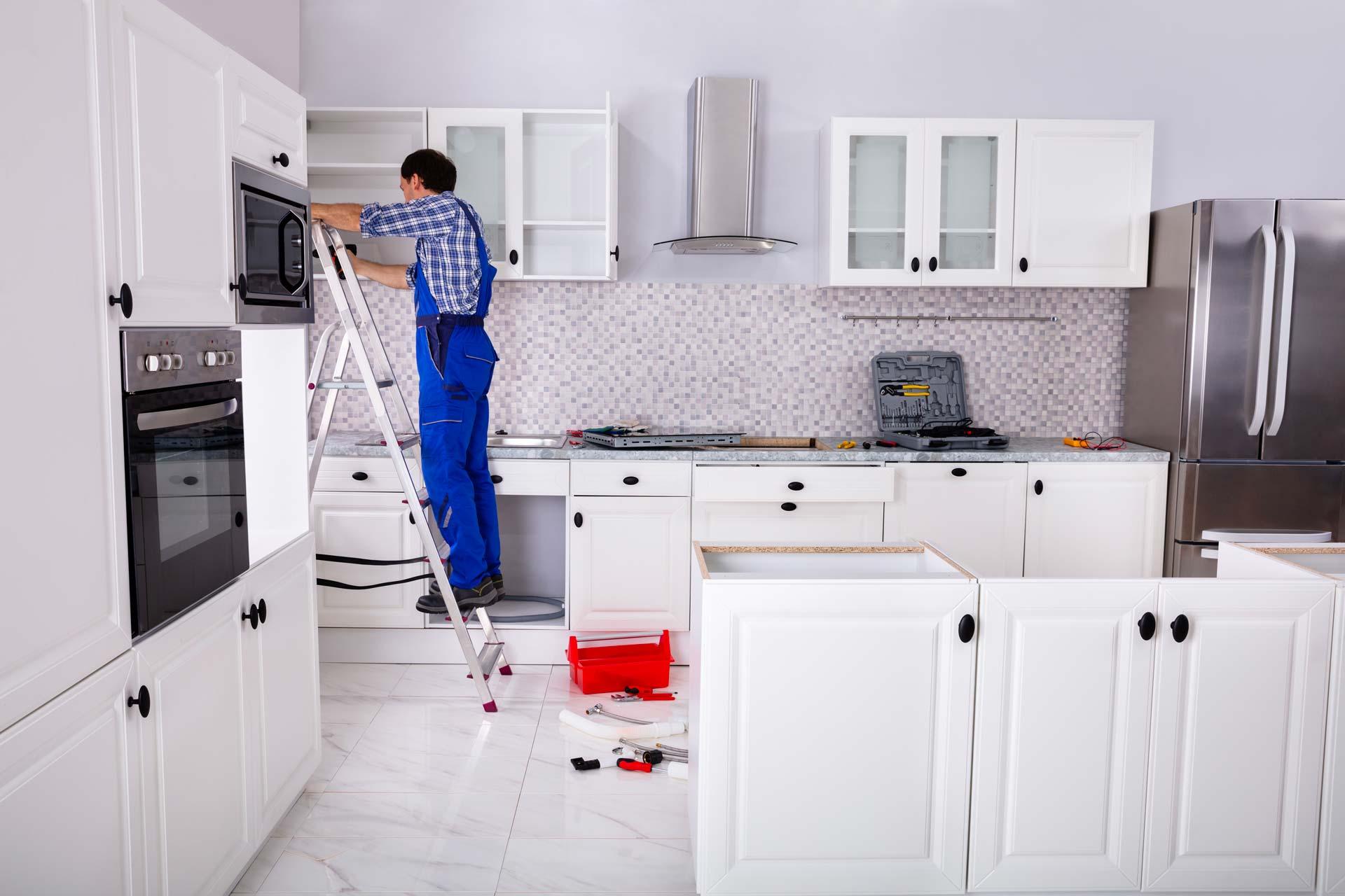 Montaggio Cucine A Prato Yes Service