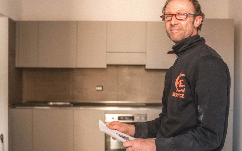 Montaggio cucine e mobili