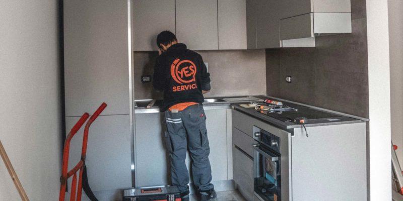 Come traslocare una cucina: guida passo passo
